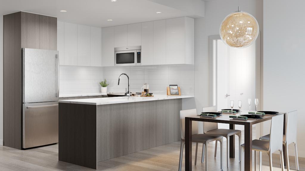 Larvia Kitchen