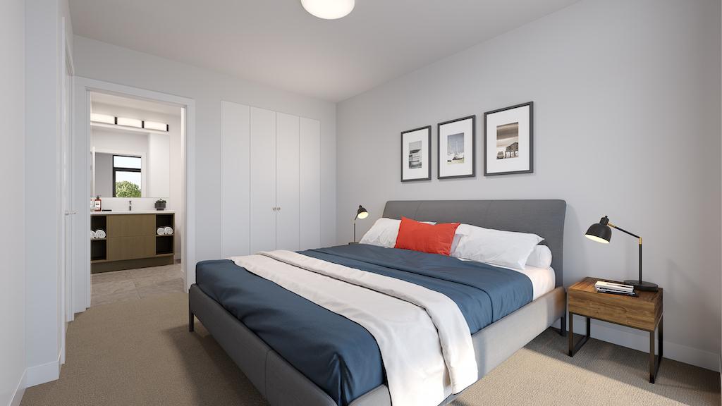 Larvia- Bedroom