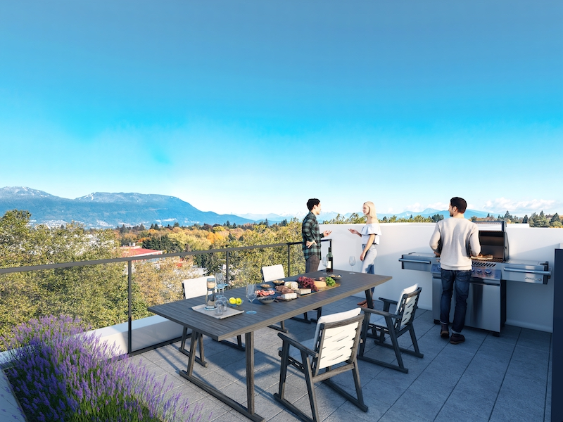 Avenue33 - Roof top