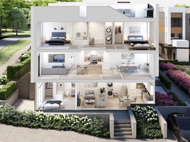 Avenue 33- Doll house