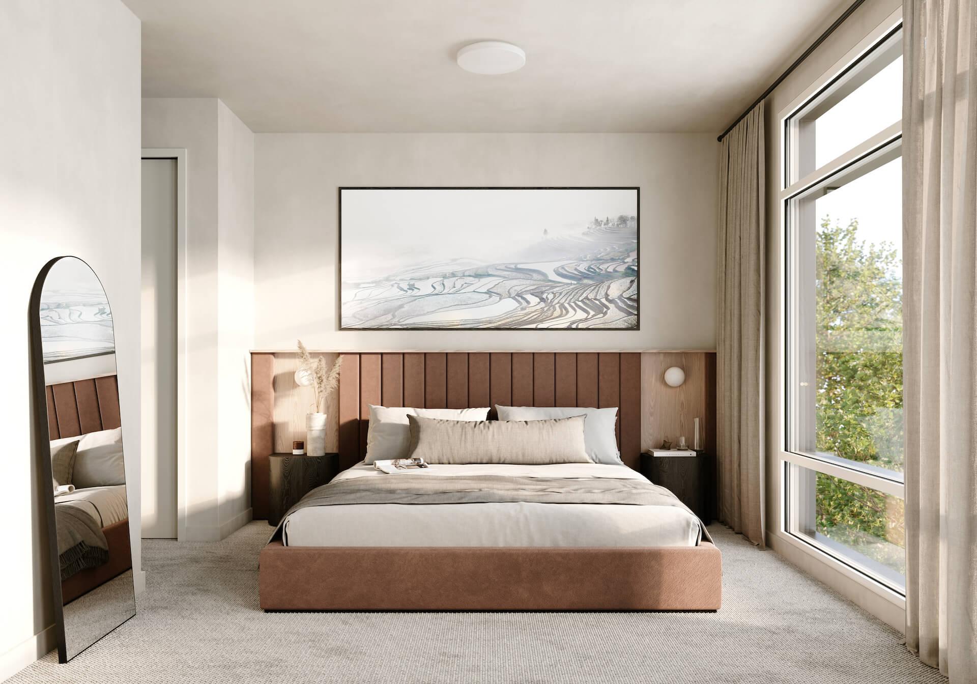 Rowen W47 - Bedroom