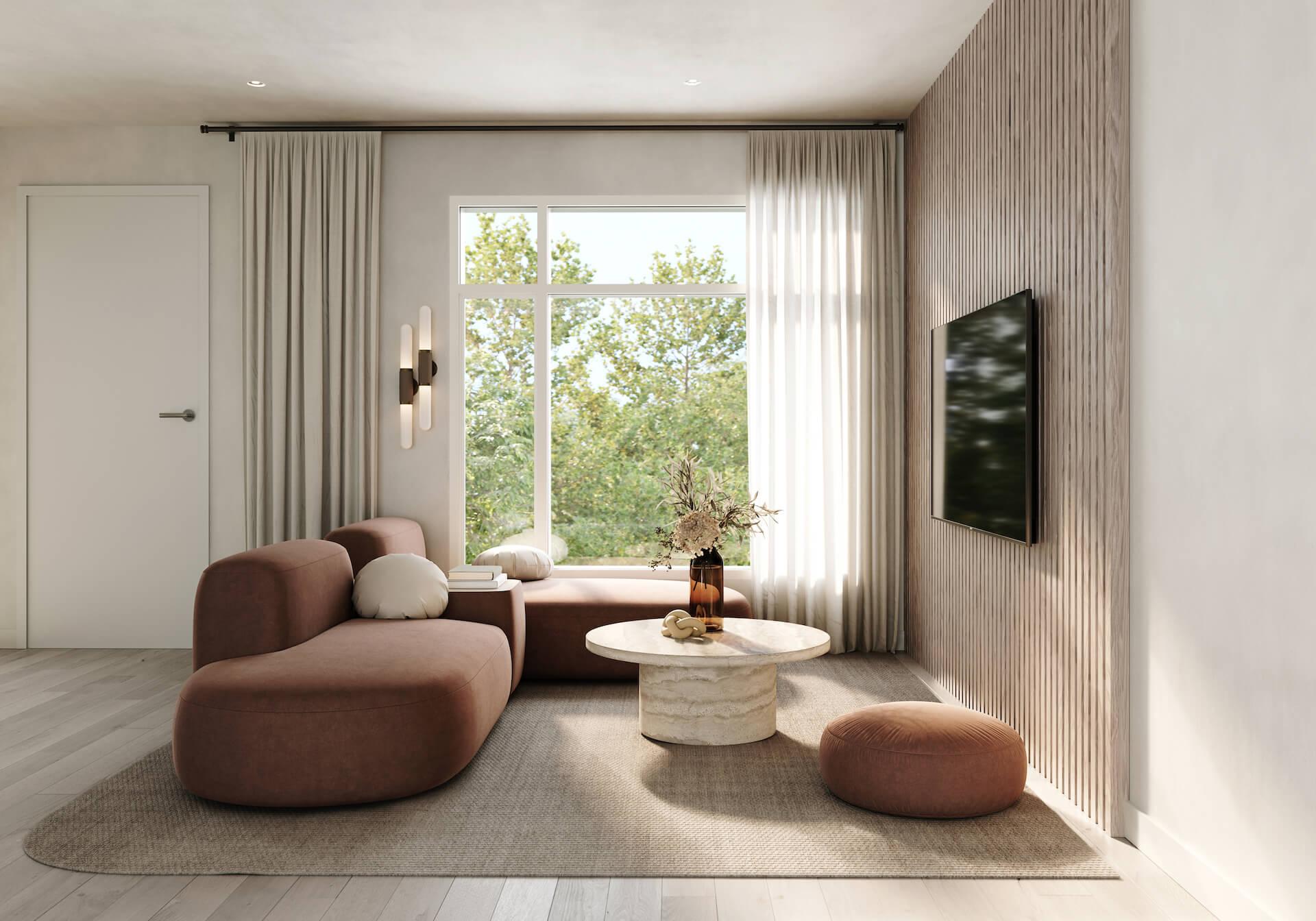 Rowen W47 - Living Room