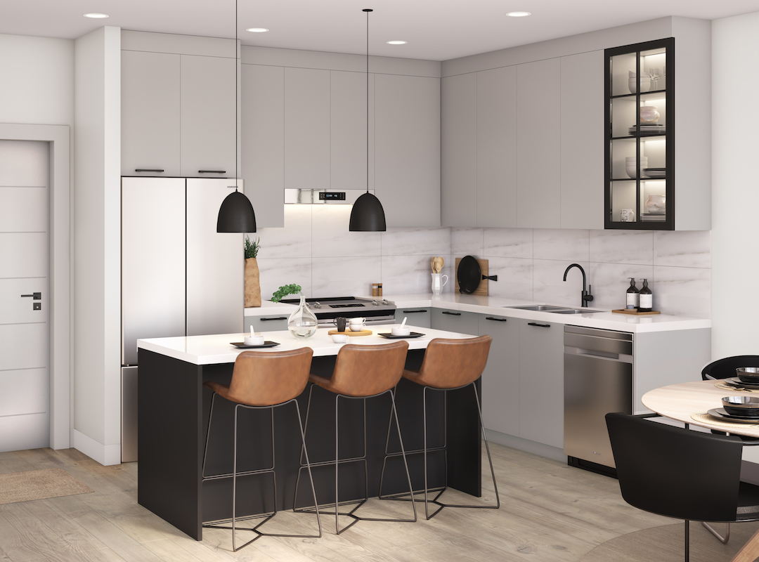 Eastin - Kitchen Dark