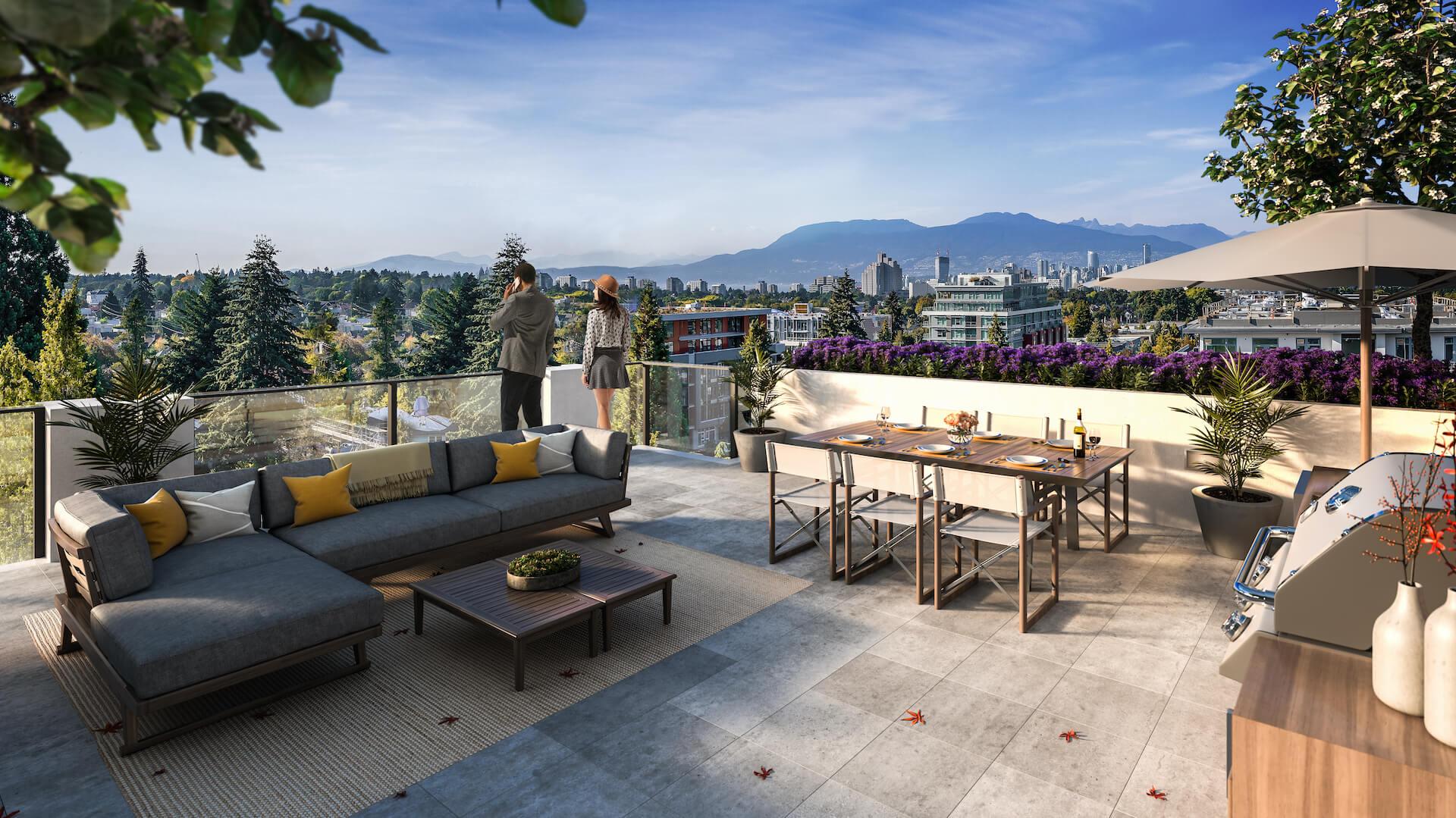 Savoy - Roof