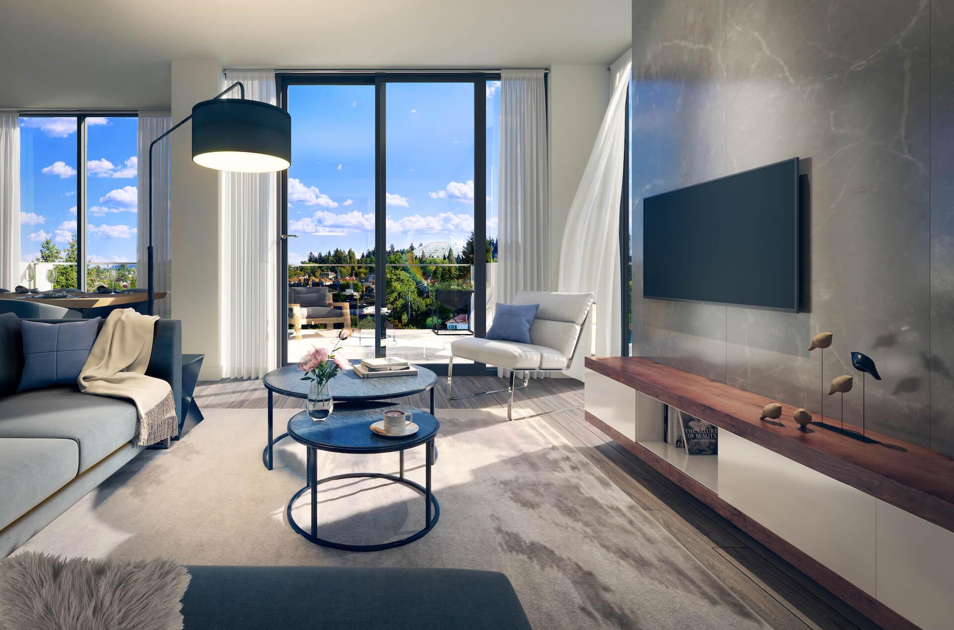 Savoy - Living Room