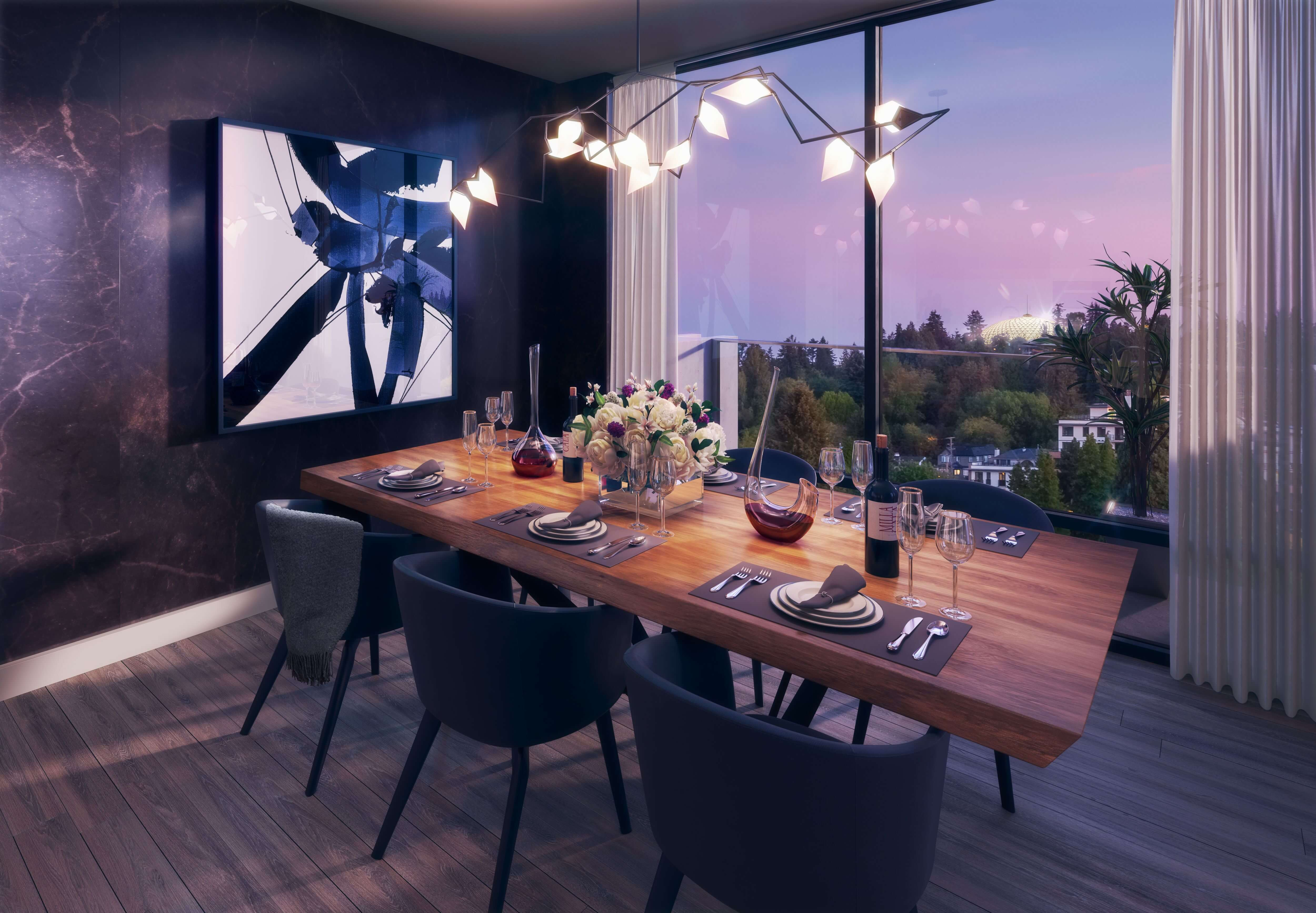 Savoy - Dining Room